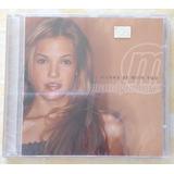 Cd   Mandy Moore   I Wanna Be  promo lacrado 1ª Tiragem 2000