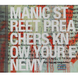 Cd   Manic Street Preachers   Know Your Enemy   Lacrado