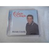 Cd   Marcelo Crivella   Coração A Coração