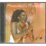 Cd   Margareth Menezes   Brasileira Ao Vivo   Lacrado