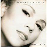 Cd   Mariah Carey   Music Box   Lacrado