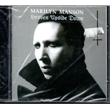Cd   Marilyn Manson   Heaven Upside Down   Lacrado