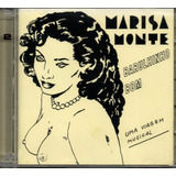 Cd   Marisa Monte   Barulhinho Bom  duplo