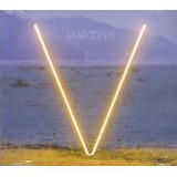 Cd   Maroon 5   V   Digipack E Lacrado