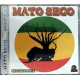 Cd   Mato Seco   Reggae Raiz 2004