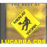 Cd   Men At Work   The Best Of   Lacrado