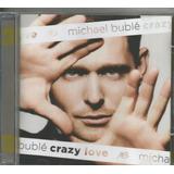 Cd   Michael Buble Crazy Love   Lacrado
