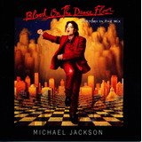 Cd   Michael Jackson   Blood On The Dance Floor  importado