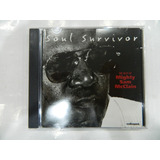 Cd   Mighty Sam Mcclain   Soul Survivor The Best Of   Import