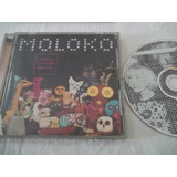 Cd   Moloko   Rock Pop Internacional