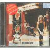 Cd   Monaco   Music For Pleasure   Lacrado
