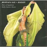 Cd   Mostafa Sax   Hayati   Egypitan Belly Dance   Importado