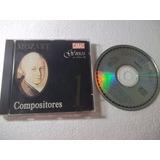Cd   Mozart   Compositores   Gênios Da Música 2   Vol 1