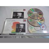 Cd   Mozart Legendary Interpetations Isaac Stern Triplo Raro