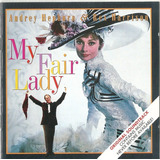 Cd   My Fair Lady   Audrey Hepburn   Seminovo   Import
