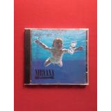 Cd   Nirvana   Nevermind   Nacional   1991