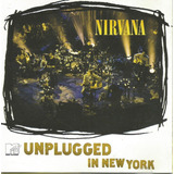 Cd   Nirvana   Unplugged In New York   Lacrado