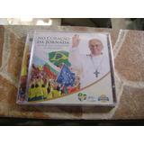 Cd   No Coraçao Da Jornada Musica Catolica Visita Papa 2013