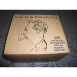 Cd   Noel Rosa Noel Pela Primeira Vez Box Com 14 Cds Lacrado