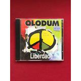 Cd   Olodum   Liberdade   Nacional   1997