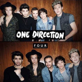 Cd   One Direction     Four     2014   Origina   Lacrado