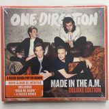 Cd   One Direction     Made In The A m      Deluxe Edition