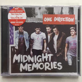 Cd   One Direction     Midnight Memories   2013   Original