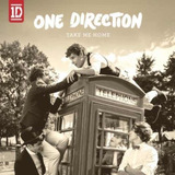Cd   One Direction     Take Me Home     2012   Novo Lacrado