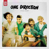 Cd   One Direction   Up All Night   Lacrado