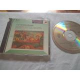 Cd   Orff Carmina Burana   Música Classica