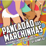 Cd   Pancadão Das Marchinhas   By Dennis Dj   Mc Koringa Etc