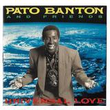 Cd   Pato Banton   Universal Love   Raro
