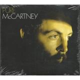 Cd   Paul Mccartney   Pure Mccartney   Duplo Digypac Lacrado