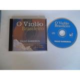 Cd   Paulo Barreiros   O Violão Brasileiro   Mpb