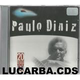 Cd   Paulo Diniz   Millenium   Lacrado