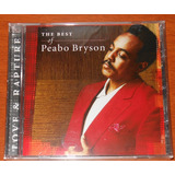 Cd   Peabo Bryson   The Best Of