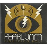 Cd   Pearl Jam   Lightning Bolt   Digipack E Lacrado