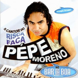 Cd   Pepe Moreno   No Bar Da Boa
