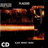 Cd   Placebo  Black Market Music   Lacrado