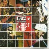 Cd   Planet Hemp   Mtv Ao Vivo   Lacrado
