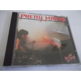 Cd   Pretty Maids   Red  Hot And Heavy   1984   Japonês