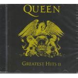 Cd   Queen   Greatest Hits 2   Lacrado