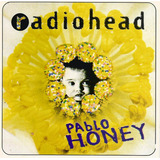 Cd   Radiohead   Pablo Honey   Lacrado