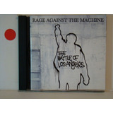 Cd   Rage Against The Machine   The Battle Of Los Angeles