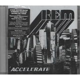 Cd   Rem   Accelerate   Lacrado