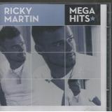 Cd   Ricky Martin   Mega Hits   Lacrado
