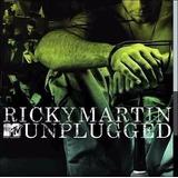 Cd   Ricky Martin   Mtv Unplugged   Lacrado
