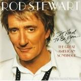 Cd   Rod Stewart   The Great American Songbook   Lacrado