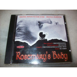 Cd   Rosemary s Baby   Jack The Ripper   Importado