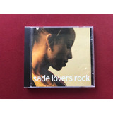 Cd   Sade   Lovers Rock   Nacional   2000   Seminovo